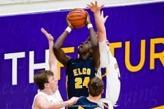 2020 Elco at Lancaster Catholic Boys Basketball