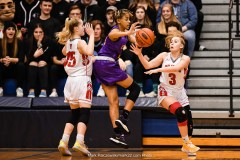 2020 L-L Girls Basketball Championship,  Pequea Valley vs. Lancaster Catholic