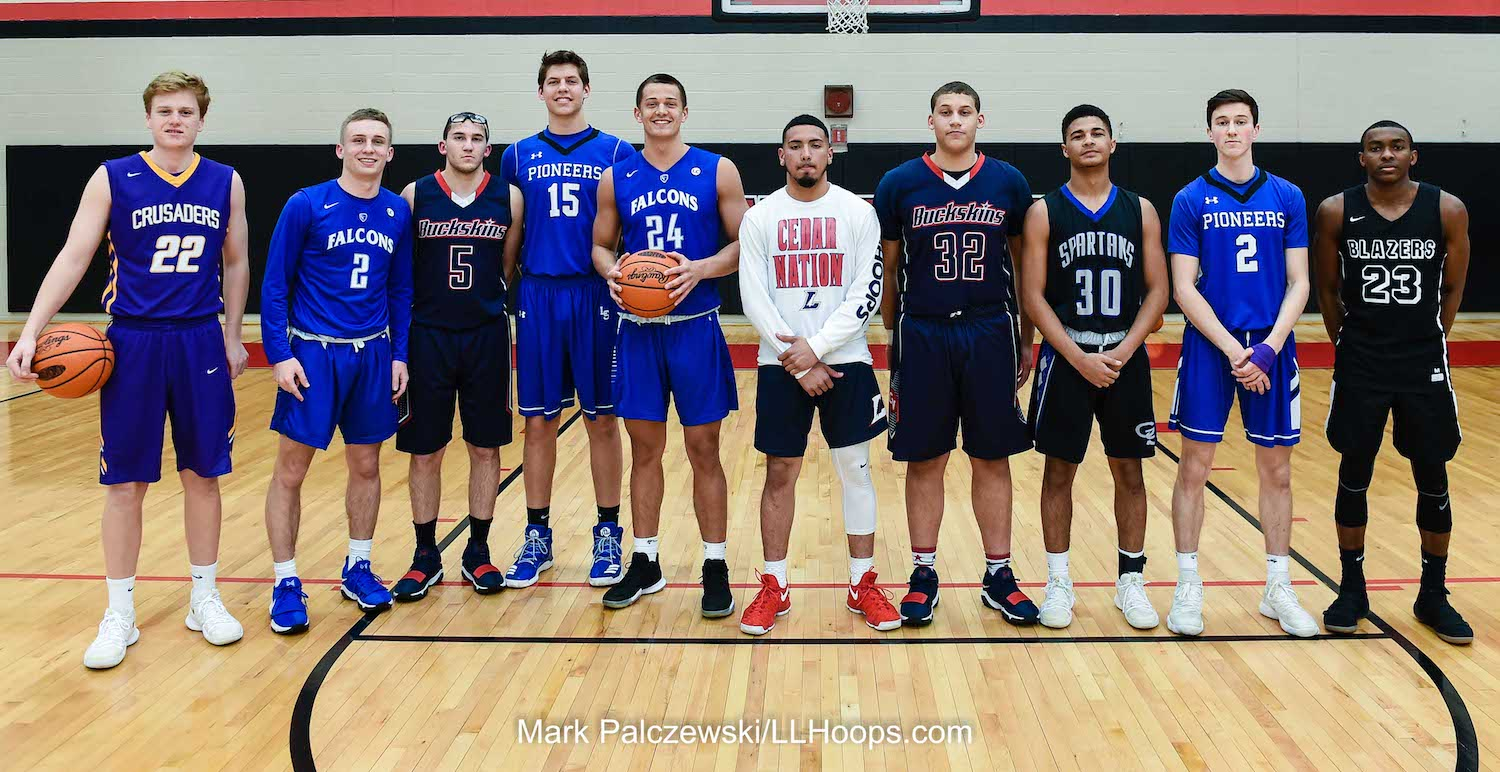 2018 L-L League Sr. All-Star Game