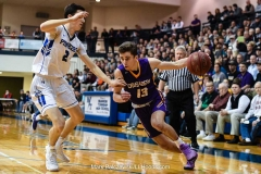 2017-18 L-L League Boys' Championship, Lancaster Catholic vs. L-S