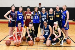 2018-19 L-L League Basketball All-Star Game