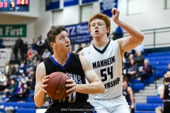 2019 Manheim Twp vs. Garden Spot League Quarterfinal