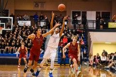 2020 L-L Boys Basketball Championship, Warwick vs. Cedar Crest